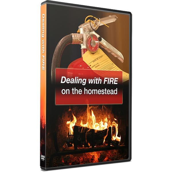 Dealing With Fire DVD