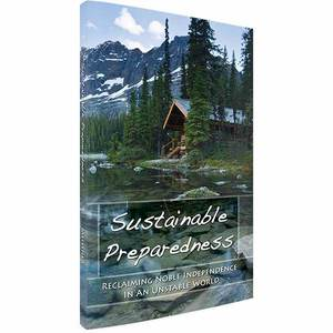 Sustainable Preparedness Book