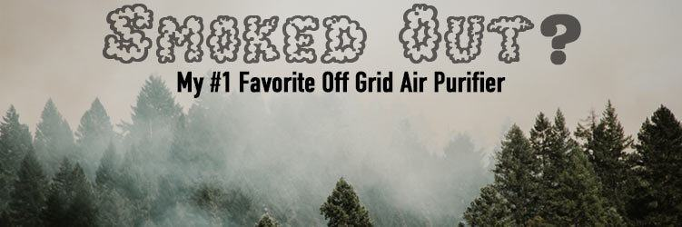 Off Grid Air Purifier